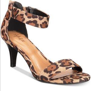 Brand new leopard dress sandal!